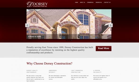 Dorsey Construction